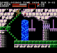 NES Castlevania 3 screenshot 4