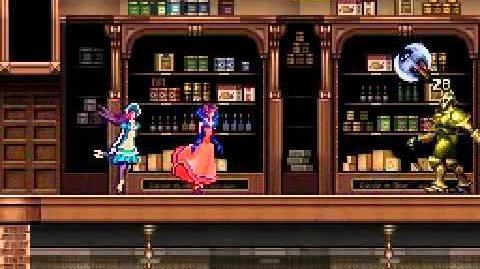 Castlevania Portrait of Ruin - Stella and Loretta mode part 1