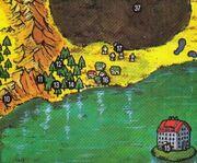 SE Simon's Quest Map