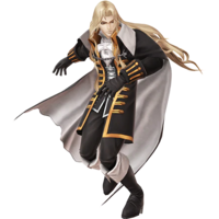 Alucard Assist Trophy (SSBU)