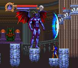 Castlevania - Vampires Kiss (E) Final Boss 2