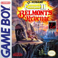 Foto Castlevania 2 - Belmonts Revenge