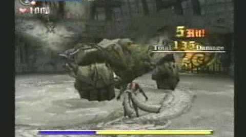 Castlevania Lament of Innocence (PS2) E3 2003 Trailer
