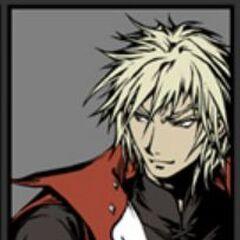 Traje desbloqueable de Leon Belmont en el videojugo <i>The Sword of Etheria</i>.
