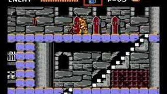Castlevania Stage 5