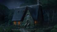 Cabin in lupu