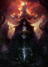 Dracula full art