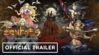 Castlevania Grimoire of Souls Official Trailer - TGS 2019
