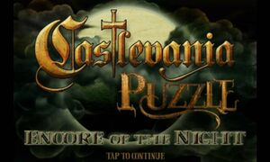 Castlevania Puzzle - Encore of the Night