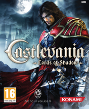 Обложка Castlevania Lords of Shadow