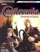 BradyGames Castlevania: Portrait of Ruin Official Strategy Guide