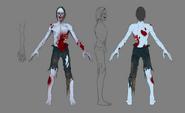 Enemy Rotten Zombie