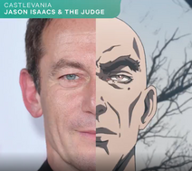 Jason isaacs the judge