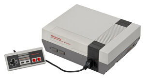 Nintendo Entertainment System - 01
