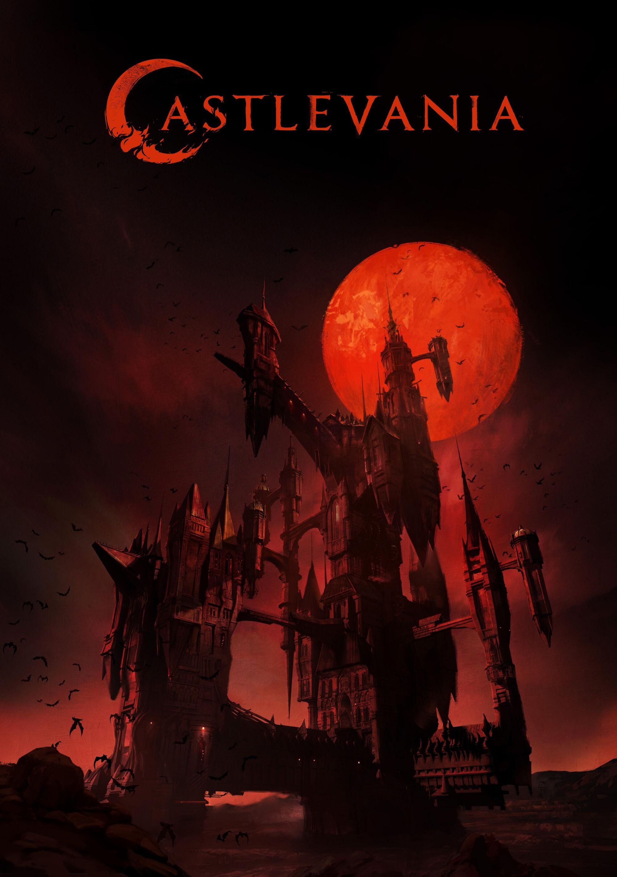Castlevania Tv Series 2017 Imdb >> Castlevania Animated Series Castlevania Wiki Fandom Powered By