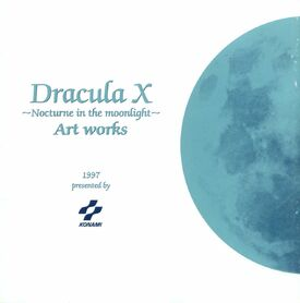 Dracula X ~Nocturne in the Moonlight~ Art works cover