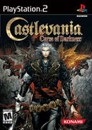 Castlevania cod ps2 front