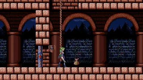 Rusty (Castlevania Clone) Level 9 The Castle (No Death)