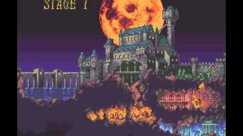SNES Longplay 265 Vampire Kiss
