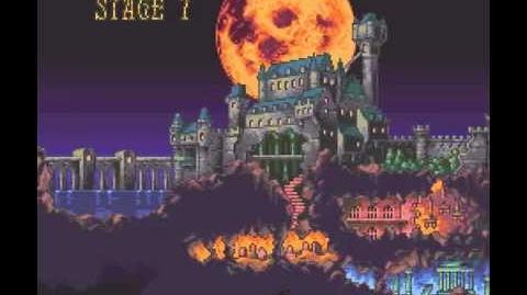 SNES Longplay 265 Vampire Kiss