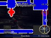 LoI Subweapon on Map