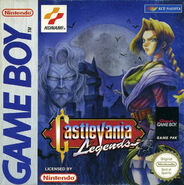 Castlevania Legends - (EU) - 01
