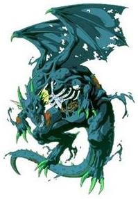 Dragon Zombie Castlevania Wiki Fandom Powered By Wikia
