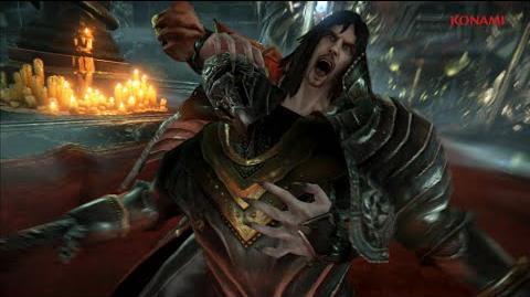 「悪魔城ドラキュラ Lords of Shadow 2」PV