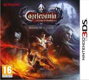 Castlevania Lords of Shadow - Mirror of Fate - EUR
