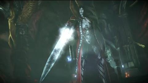 Castlevania Lords of Shadow 2 - Void Sword Trailer