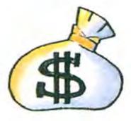 Money Bag CV4