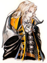 Castlevania: Symphony of the Night/Gallery