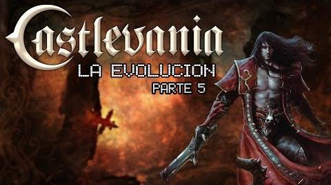 Castlevania, la evolución de una saga. 5º Parte la locura