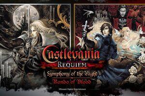 Castlevania Requiem - Symphony of the Night & Rondo of Blood - 01
