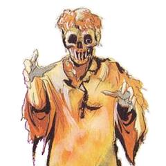 Ilustración de <b>Cruela</b> en la guía de <i><a href=