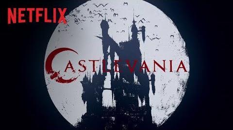 Castlevania Opening Title Netflix
