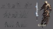 Swordmaster Combat