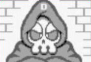 Death in GBC Kid Dracula