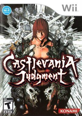 Castlevania Judgment - cubierta eeuu