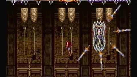(First Look) Stage 3-2 - Castlevania ReBirth ドラキュラ伝説 ReBirth