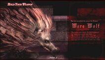 Arcade Werewolf