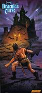 Dracula's Curse Nintendo Power Poster