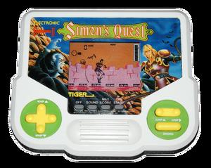 Electronic Castlevania II - Simon's Quest
