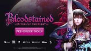 Bloodstained Ritual of the Night - Pre-order now!