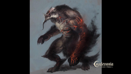 Lycanthrope Dark Lord