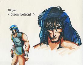 Simon Belmont HC