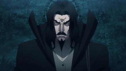 Дракула-Castlevania (anime)