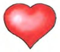 Large Heart CV4