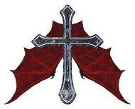 Castlevania cross