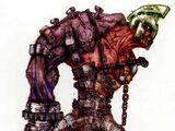 Iron Gladiator
